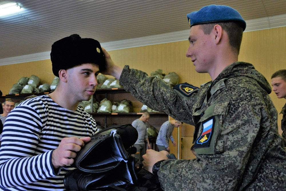 Обзор лучших войск для службы срочника в армии России