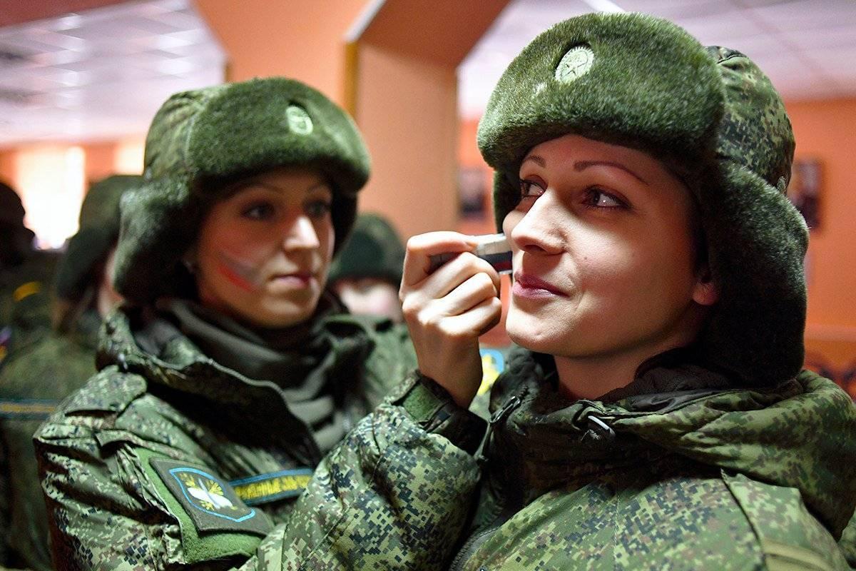 Берут ли девушек в армию РФ